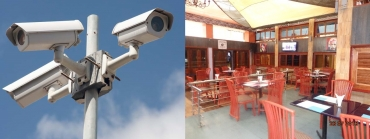 CCTV Installation and Monitoring